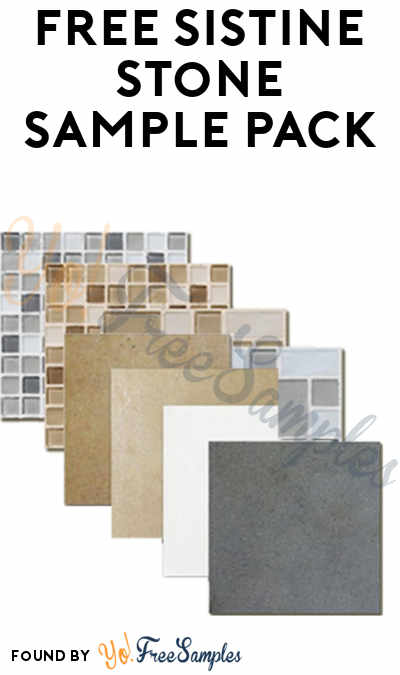 $5 Shipping Added: FREE American Bath Factory Sistine Stone Sample Pack