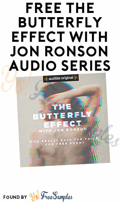 FREE The Butterfly Effect with Jon Ronson Audio Series From Audible