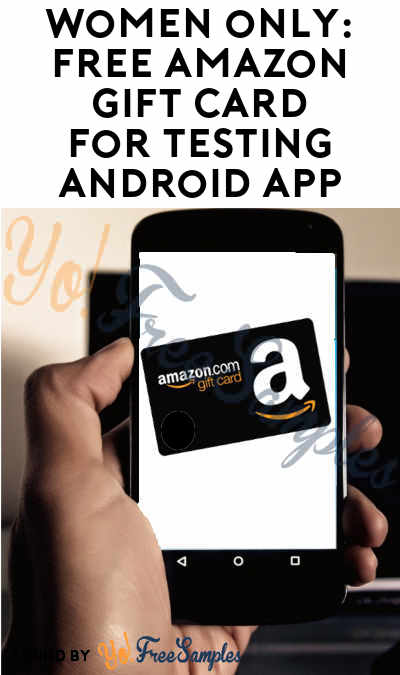 Women Only: FREE Amazon Gift Card For Testing Lock Screen Android App With Betabound (Surveys & Feedback Required)