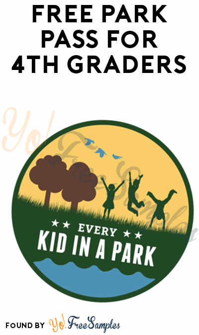 FREE Park Pass for 4th Graders