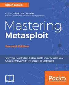 FREE Mastering Metasploit – Second Edition From Packt Publishing Technology Books