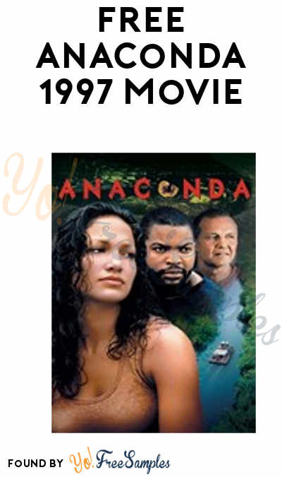 FREE Anaconda 1997 Movie From Microsoft