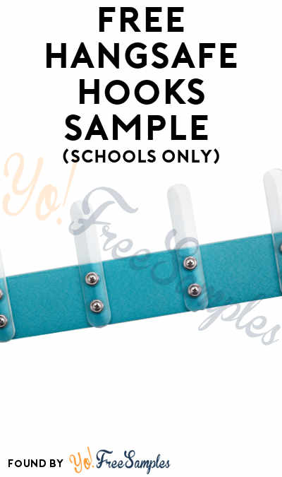 FREE HangSafe Hooks Sample (Schools Only)