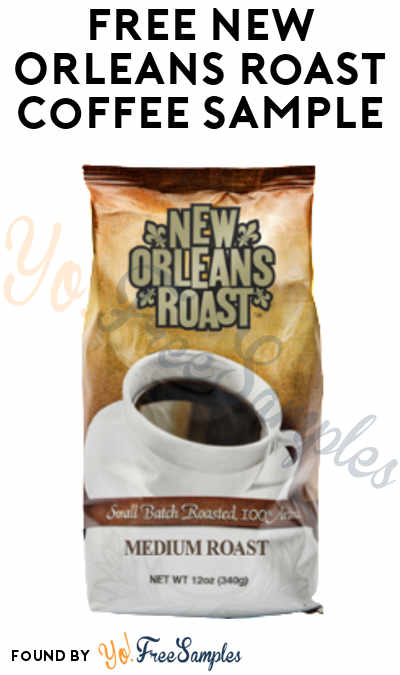 FREE New Orleans Roast Coffee Sample From ViewPoints (Survey Required)
