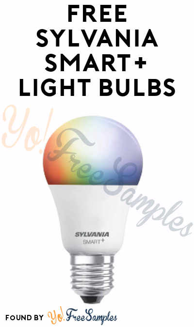 FREE Sylvania SMART+ Light Bulbs From ViewPoints (Survey Required)