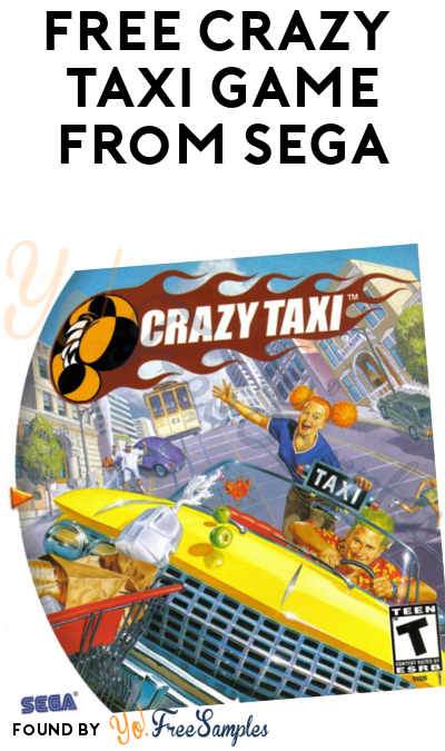 FREE Crazy Taxi Game From SEGA (Steam & Survey Required)