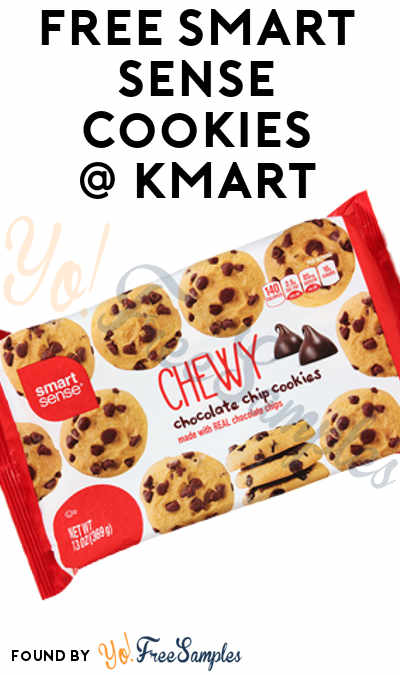 TODAY ONLY: FREE Smart Sense Cookies At Kmart
