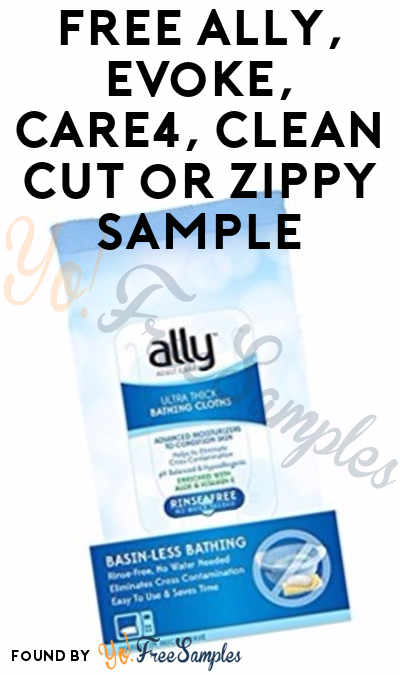 FREE Ally, Evoke, Care4, Clean Cut or Zippy Sample From ViewPoints (Must Apply)