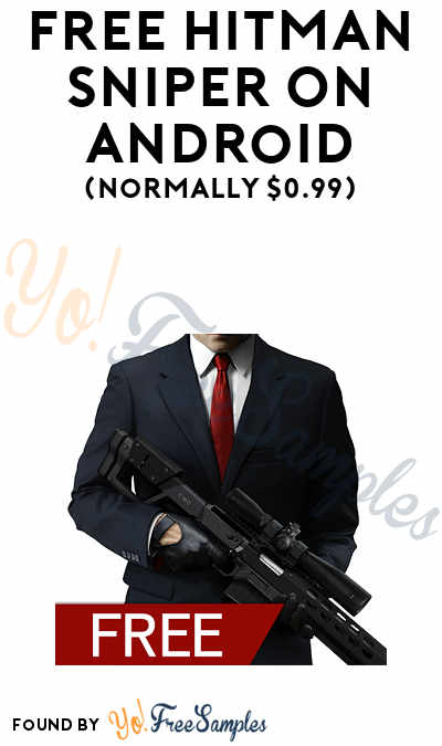 FREE Hitman Sniper On Android (Normally $0.99)