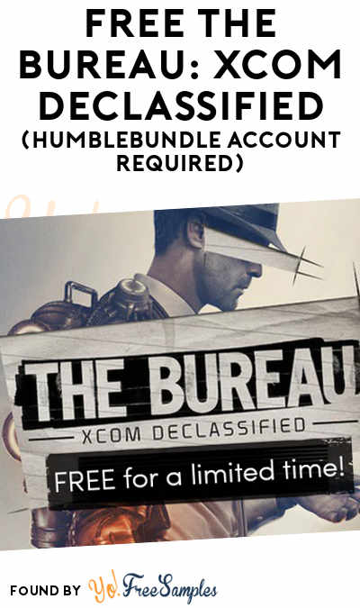 FREE The Bureau: XCOM Declassified (HumbleBundle Account Required)