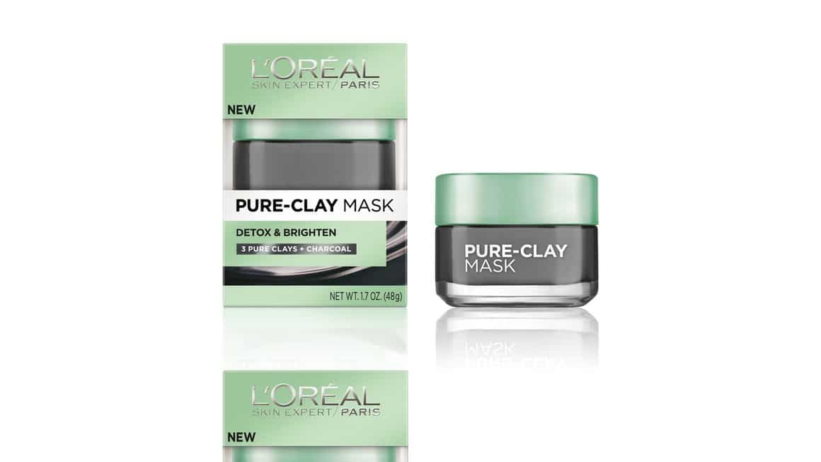 FREE L'Oreal Pure Clay Masks From Allure