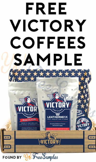 FREE Victory Coffees Sample