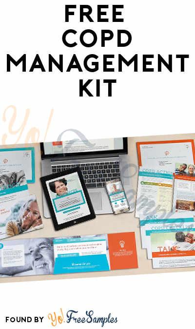 FREE COPD Management Kit