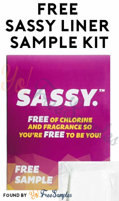 FREE Sassy Liners Sample Kit