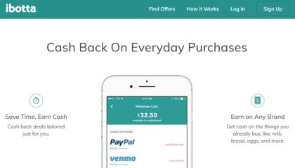 Ibotta App for Amazon Gift Cards