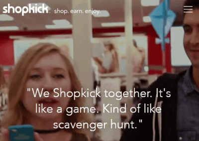 Shopkick for Amazon Gift Cards