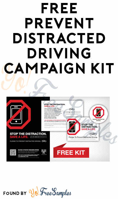 FREE Prevent Distracted Driving Campaign Kit (Wisconsin Educators Only)