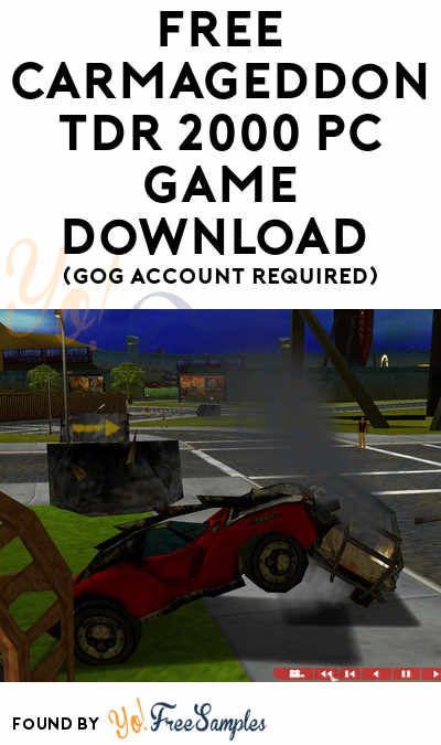 FREE Carmageddon TDR 2000 PC Game Download (GOG Account Required)