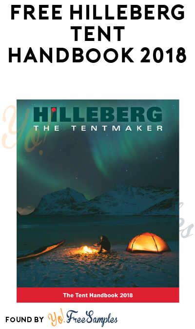 FREE Hilleberg Tent Handbook 2018