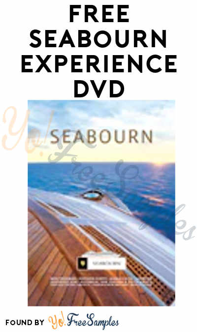 FREE Seabourn Experience DVD