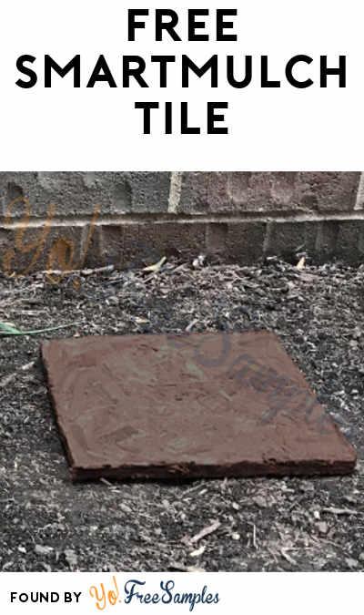 FREE SmartMulch Tile