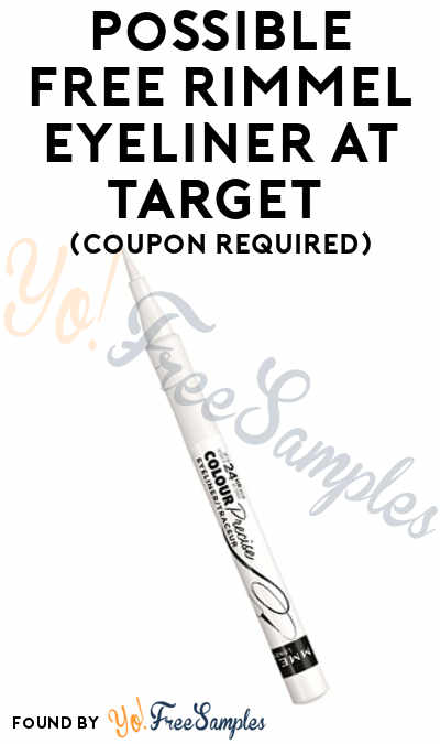 Possible FREE Rimmel Eyeliner At Target (Coupon Required)