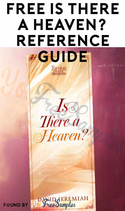 FREE Is There a Heaven? Reference Guide