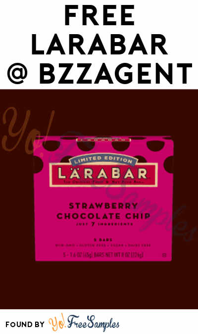 Possible FREE Larabar From BzzAgent