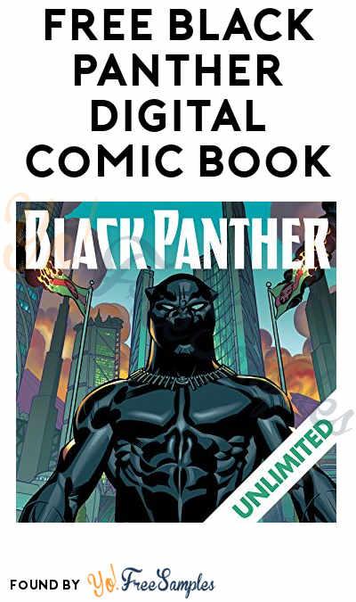 FREE Black Panther Digital Comic Book