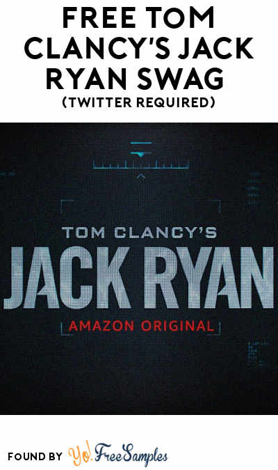 FREE Tom Clancy's Jack Ryan Amazon Gift Cards, Gadgets & More Everyday For First 124 (Twitter Required) [Verified]
