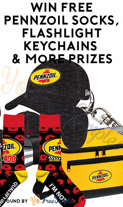 Win FREE Pennzoil Sunglasses, Flashlight Keychains & More