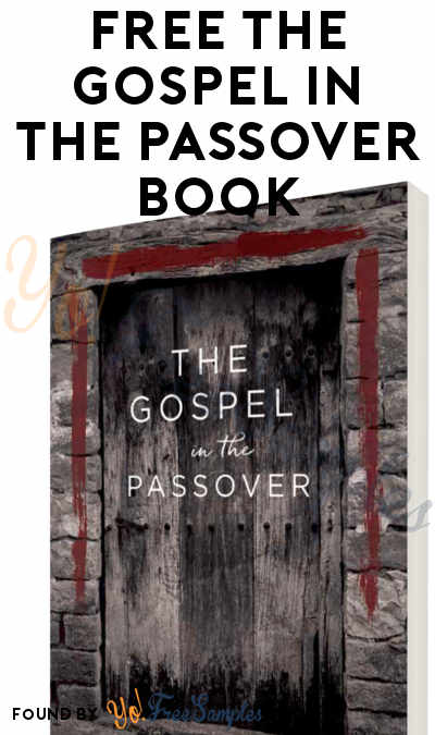 FREE The Gospel in the Passover Book