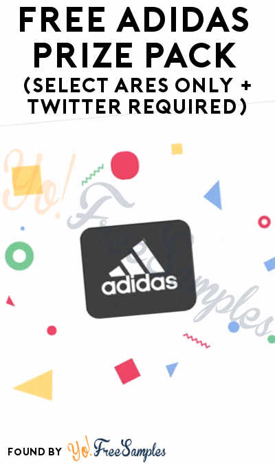 Tempe, College Station, Lawrenece, Miami, Starkville and Raleigh ONLY: FREE Adidas Prize Pack (Twitter Required)