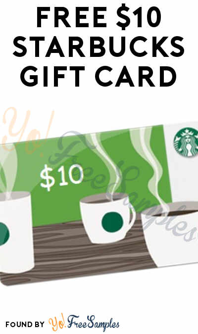 photo about Starbucks Printable Gift Card referred to as Free of charge $10 Starbucks Reward Card For Leaving A Computer software Examine