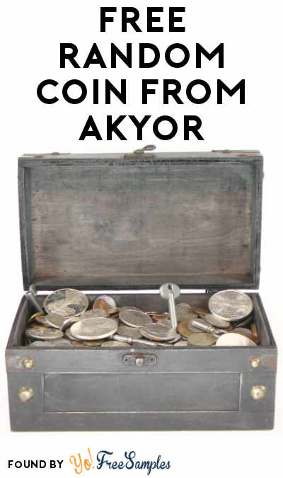 FREE Random Coin From Akyor