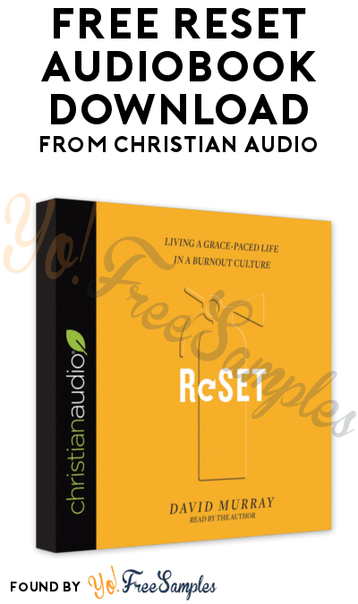 FREE Reset Audiobook Download From Christian Audio
