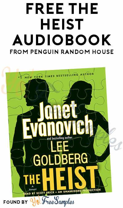 FREE The Heist Audiobook From Penguin Random House