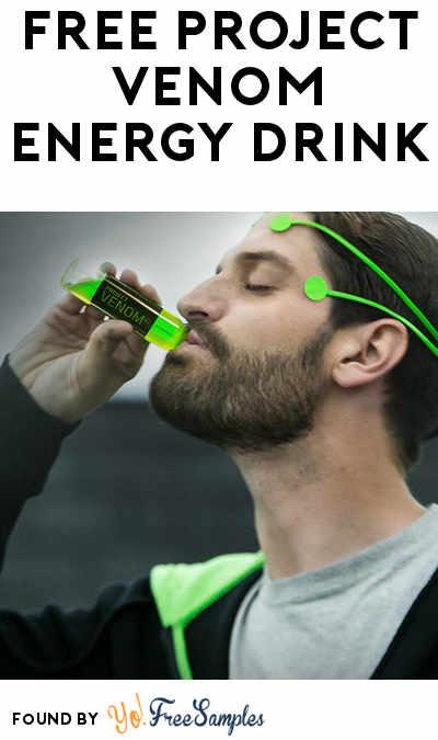 Possible FREE Project Venom V2 Nanobots Energy Drink