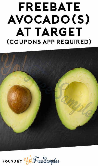 Ends Today: FREEBATE Avocado(s) At Target (Coupons App Required)