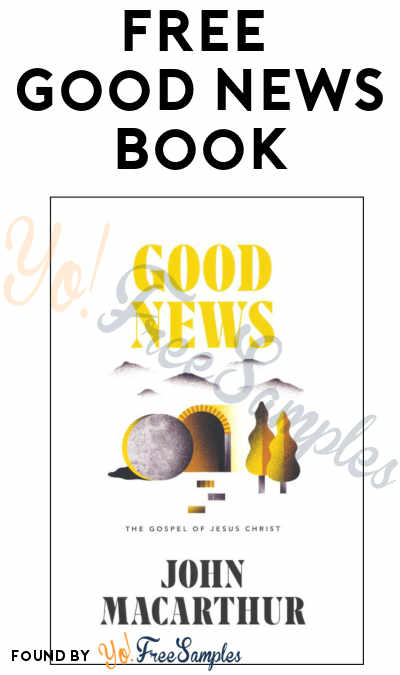 FREE Good News Book