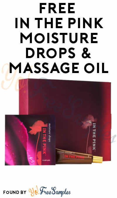 FREE Hip Hemp Moisture Drops & Massage Oil Sample