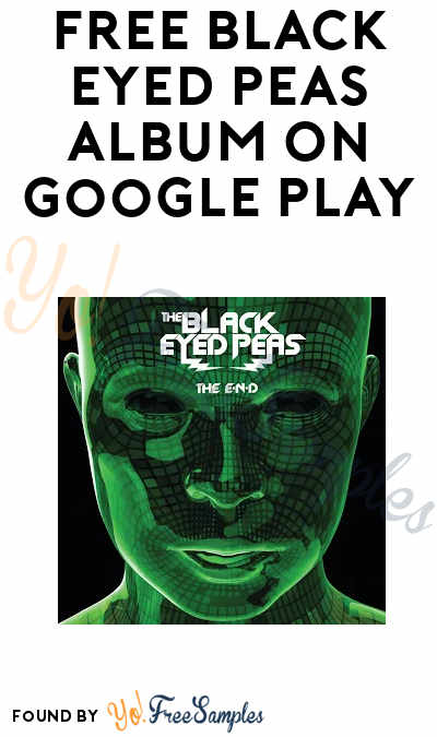 FREE Black Eyed Peas The End Album On Google Play