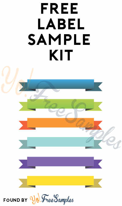 FREE Label Sample Kit