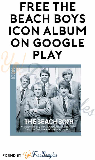 FREE The Beach Boys ICON Album On Google Play