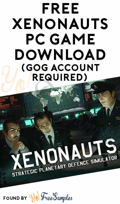 FREE Xenonauts PC Game Download (GOG Account Required)