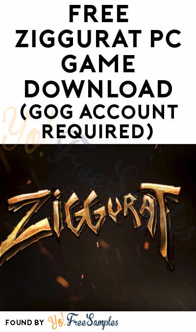 FREE Ziggurat PC Game Download (GOG Account Required)