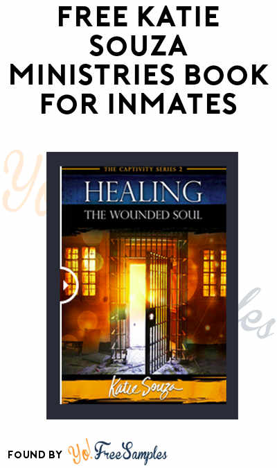 FREE Katie Souza Ministries Book For Inmates