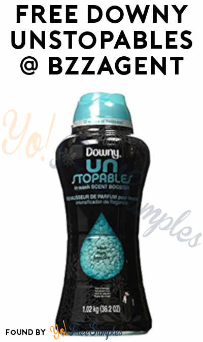 Possible FREE Downy Unstopables In-Wash Fresh Scent Booster At BzzAgent