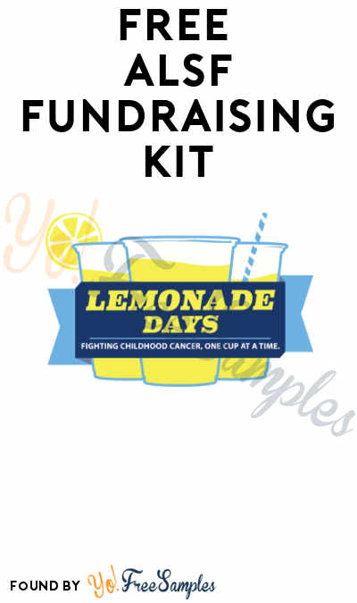 FREE ALSF Fundraising Kit
