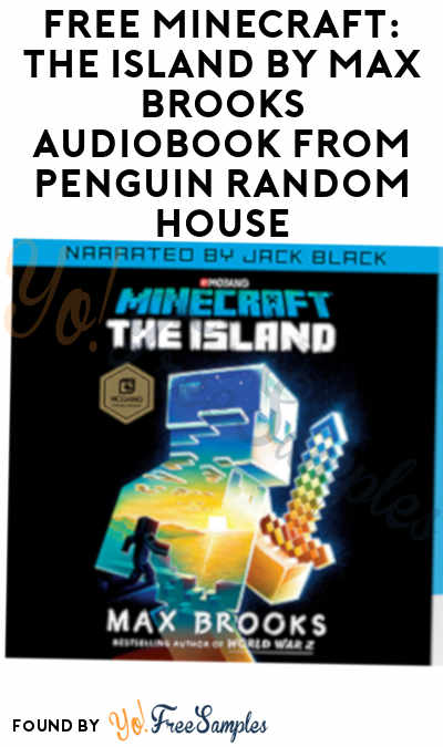 FREE Minecraft: The Island by Max Brooks Audiobook From Penguin Random House